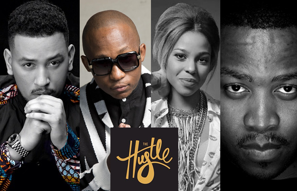 AKA, Khuli Chana, Sammy Sosa and Tumi Molekane to host new Vuzu AMP talent show