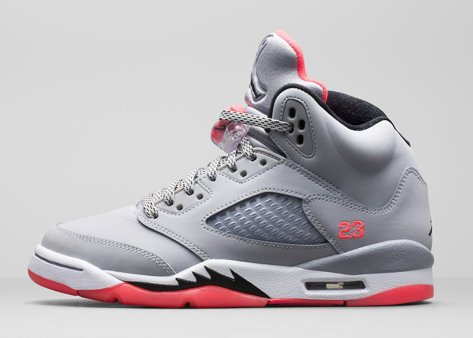 pretty nice b99e2 d83a1 GIRLS AIR JORDAN 5 RETRO 'HOT LAVA' | YoMZansi