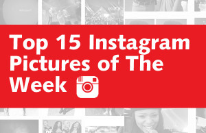Top 15 Instagram Pictures of The Week