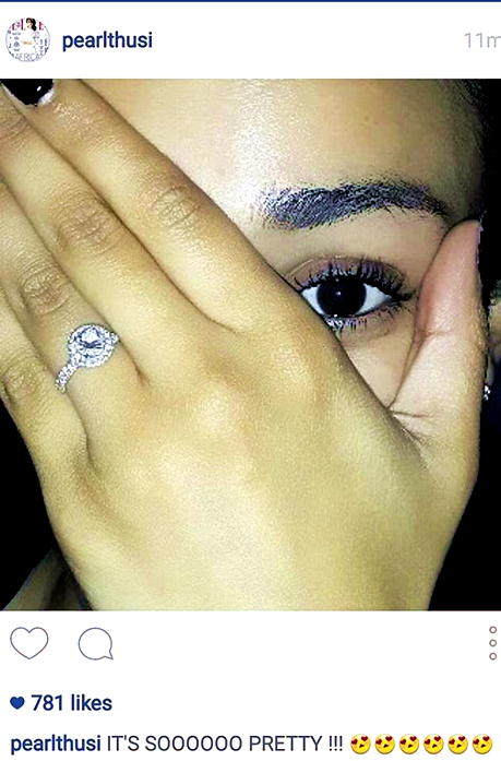 cassper dating pearl thusi The pair started dating around may this year and are both cassper's girlfriend pearl thusi & cassper nyovest's twitter beef is publicity stunt.