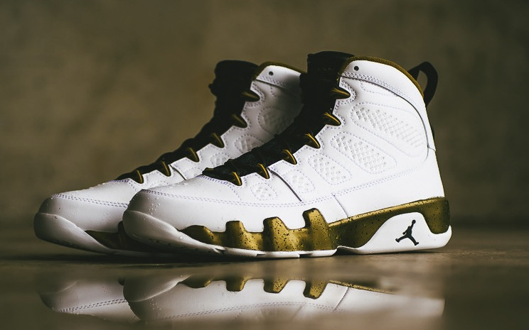 "f94f890df9a1ff The new colorway of Air Jordan 9 ""Copper Statue"" is finally hitting the  shelves tomorrow. This pair was inspired by the Michael Jordan Statue –  which was ..."