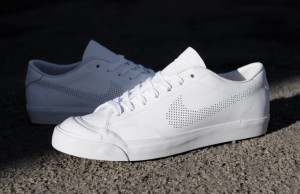 Nike All Court 2 Low All White sneakerazzi (7)