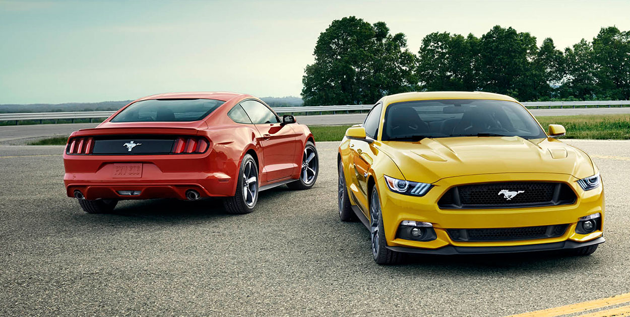 A look at the new Ford Mustang: Features & Prices | YOMZANSI