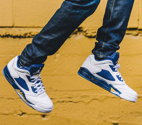 new concept 3e811 114b4 WHERE TO BUY: Air Jordan 5 Low