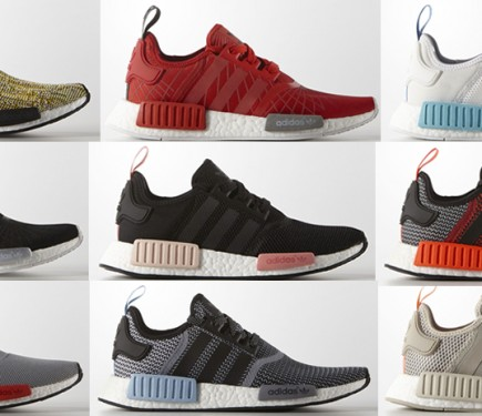 Adidas Nmd Colorways