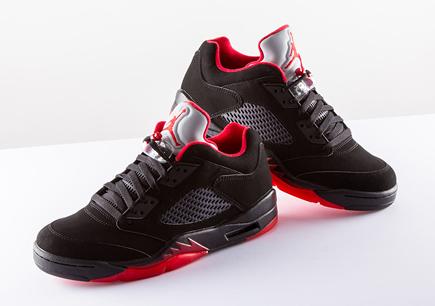d73721ac165 SNEAKER CHECK-OUT: Air Jordan 5 Low