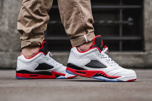 big sale 29eb0 56f30 WHERE TO BUY: Air Jordan 5 Low