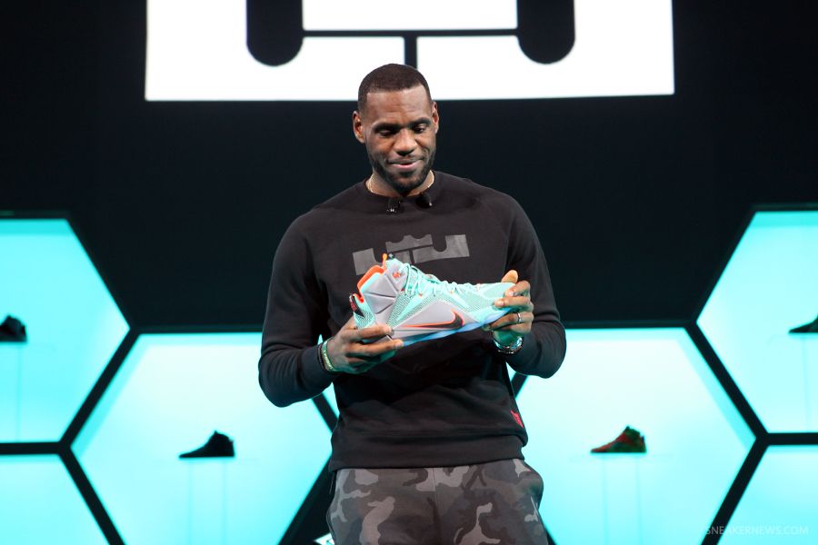wholesale dealer fc174 87056 Just last December 2015, Nike signed LeBron James to a lifetime sneaker  deal which is the biggest endorsement deal for any professional athlete.