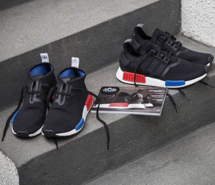 The OG adidas NMD R1 Will Release Again This Weekend