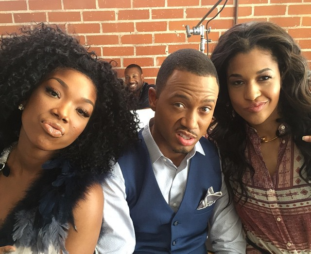 brandy dating terrence j Hh caught up with 106 & park host terrence j who has recently been seen out with r&b singer brandy but when we talk to him he adamantly denied dating her.