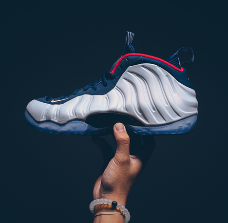 """watch 5513c f4a55 RELEASE REMINDER  Nike Air Foamposite One """"Olympic"""" drops Today!"""