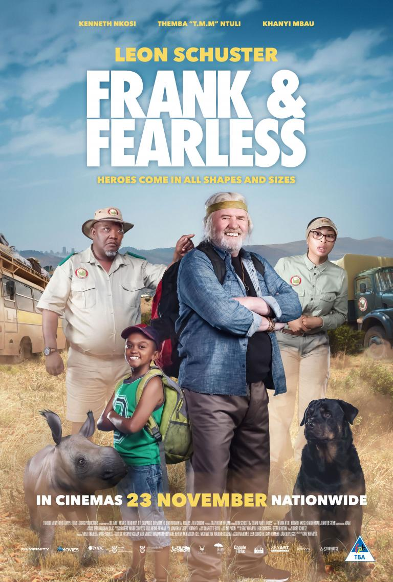 Movie Of The Week Leon Schuster S Frank Amp Fearless Debuts This Week Yomzansi