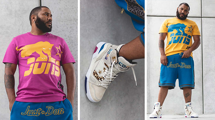 Check out this Converse x Just Don Collection feat. Rolo ...