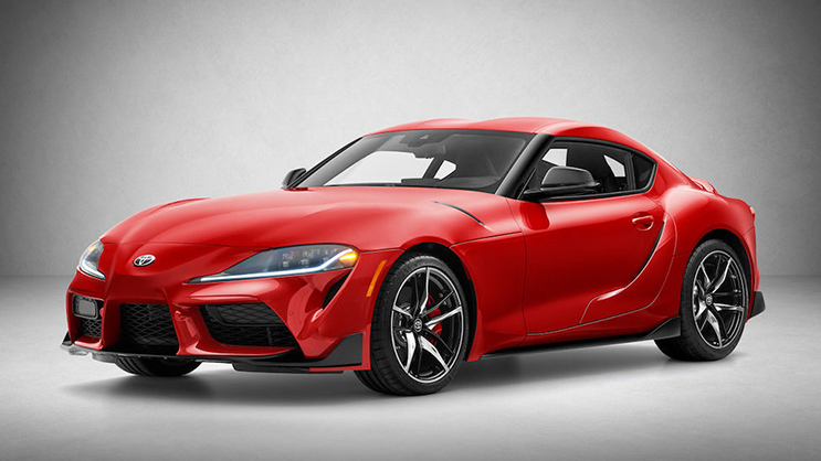 Here S A Look At The New 2020 Toyota Supra Sports Car Yomzansi